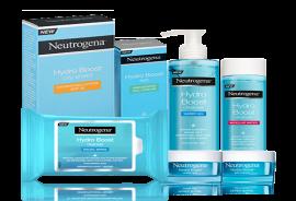 Neutrogena Hydroboost range