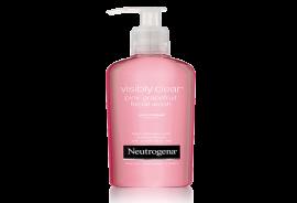 NEUTROGENA® VISIBLY CLEAR® Pink Grapefruit facial wash