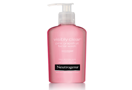 NEUTROGENA® VISIBLY CLEAR® Pink Grapefruit facial wash