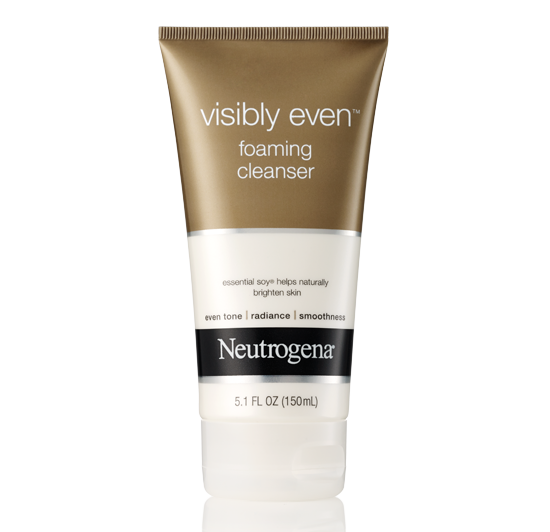 NEUTROGENA® VISIBLY EVEN® Foaming Cleanser